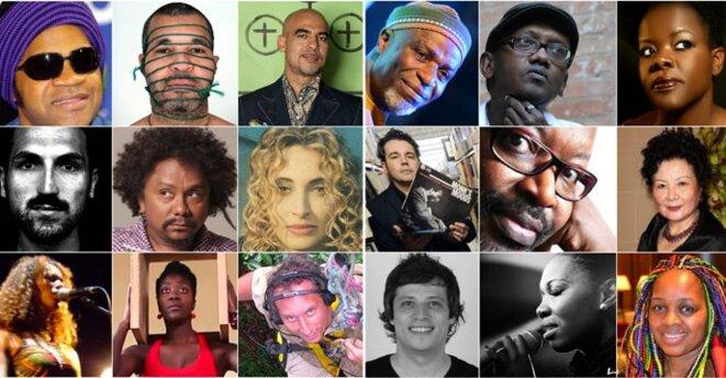 Coalition internationale des Artistes pour la promotion de l'Histoire générale de l'Afrique © UNESCO