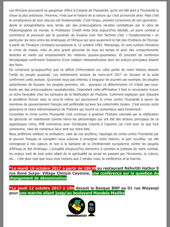Association NiKa de MIR atè Gwiyàn 2/3