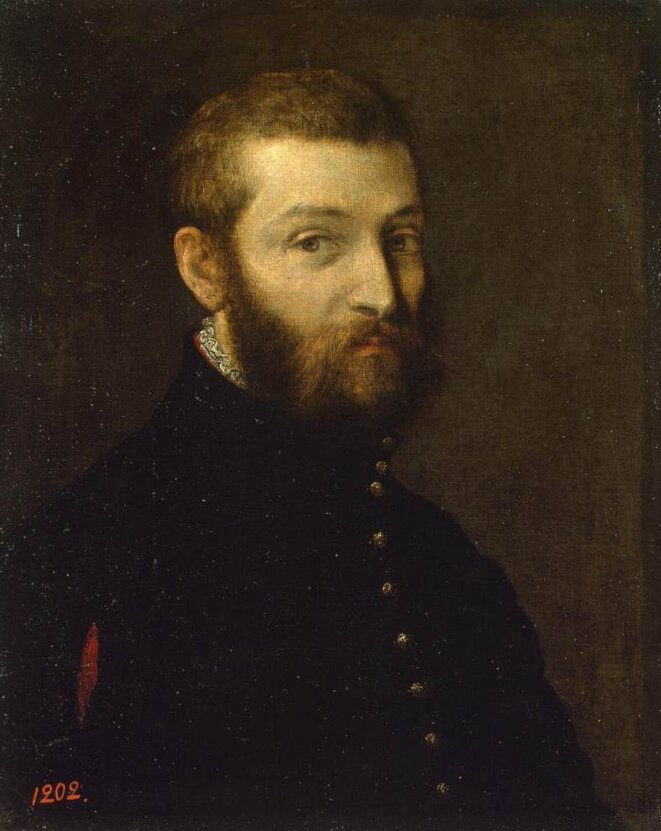 veronese-autoportrait-1558-63