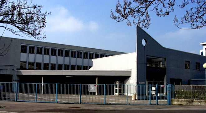 Lycée Colbert, Lyon (8e)