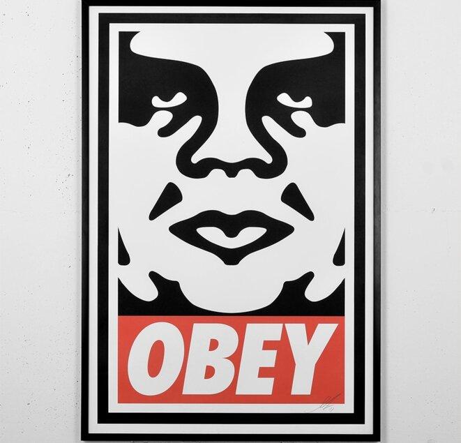 Shepard Fairey, Obey