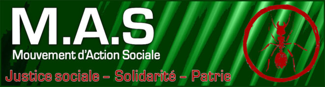 Logo du MAS