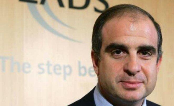 Jean-Paul Gut, directeur d'EADS International et de la stratégie jusqu'en juin 2007 © dr