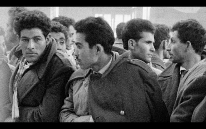 Ici on noie les Algériens - 17 octobre 1961