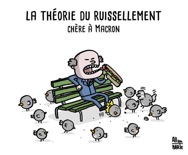Qui est Emmanuel Macron ? - Page 10 Theorie-du-ruissellement