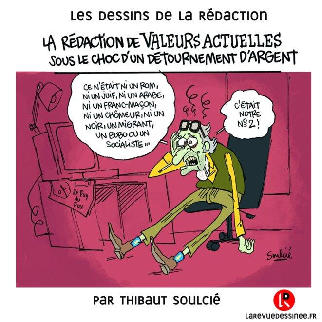 © Thibaut Soulcié