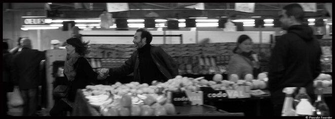 Au Théâtre de Lorient, mêlant théâtre et réalité, Julie Deliquet et son collectif In Vitro nous plongent avec délicatesse et émotion dans l'univers de Tchekhov dans sa nouvelle création Mélancolie(s) © Pascale Fournier