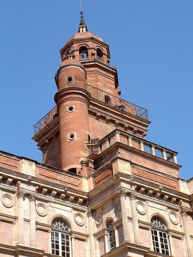Toulouse, ville d'adoption de Dimitri Casali © DR
