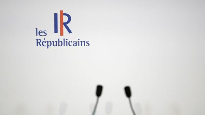 the-logo-of-the-les-republicains-political-party-is-seen-at-their-headquarters-in-paris-5939150