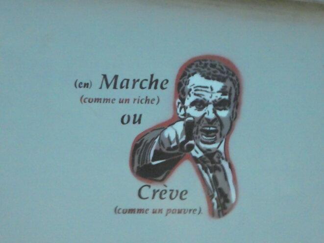 Art urbain de la Croix Rousse © Moi-même