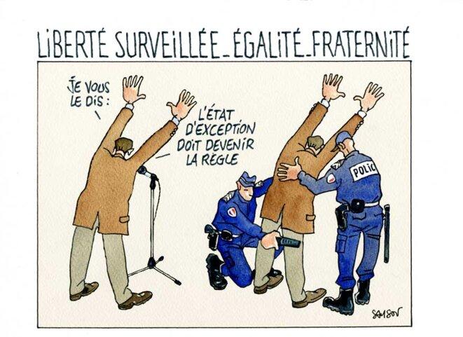 Convergence des luttes. Appel au 5 mai. La Fête à Macron !  - Page 3 Loi-anti-terroriste-corrigfb