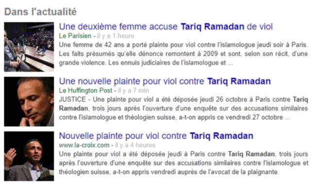 Accusé de viol, Tariq Ramadan sort du silence