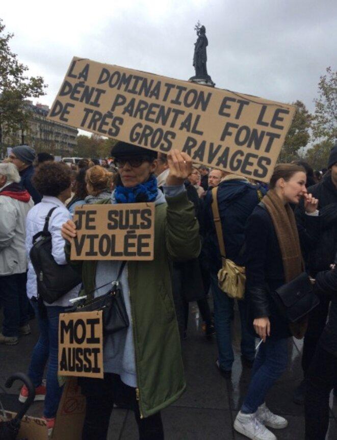 Place de la République, à Paris