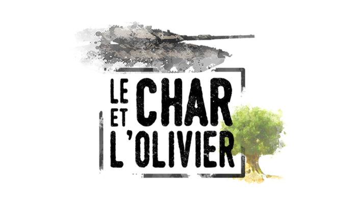Le Char et l'Olivier © Roland Nurier
