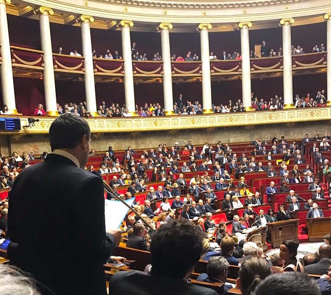 Assemblée nationale : l'autonomie de la Corse en question