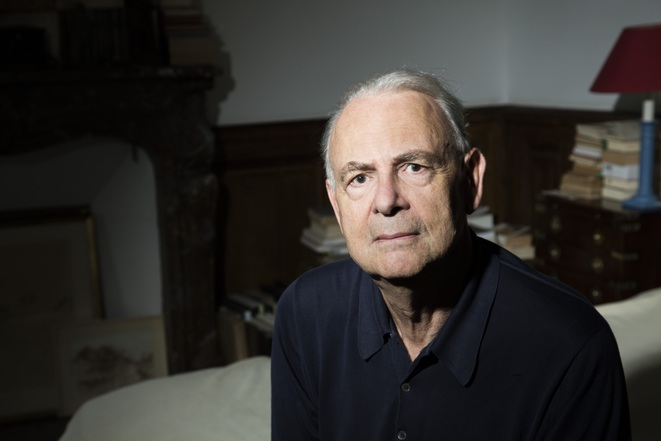 Patrick Modiano © Francesca Mantovani