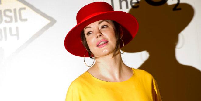 """""""Rose McGowan a refusé un million de dollars pour se taire dans l'affaire Weinstein"""" © Empics Entertainment"""