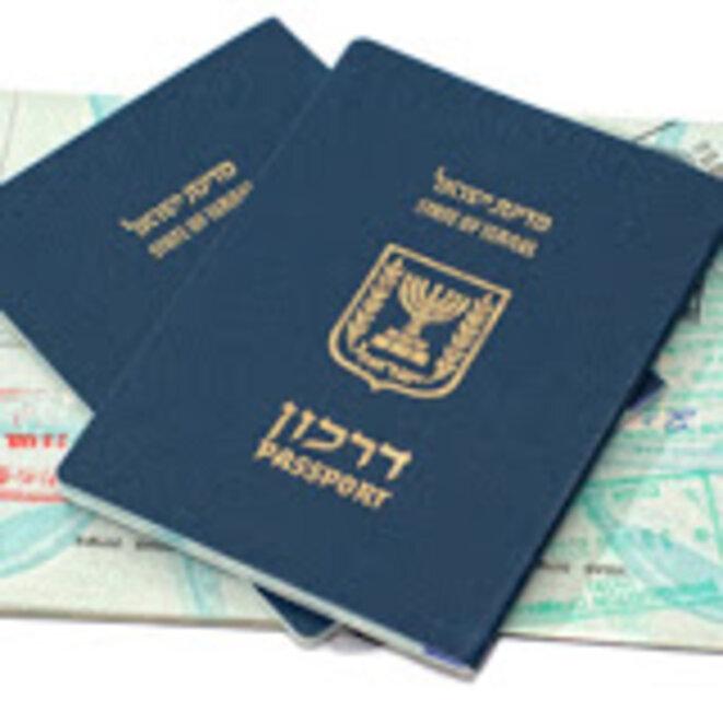 passe-port-israelien