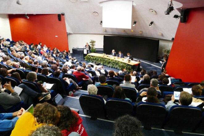 Discours lors de la conférence d'ouverture des Biennales internationales de l'Éducation