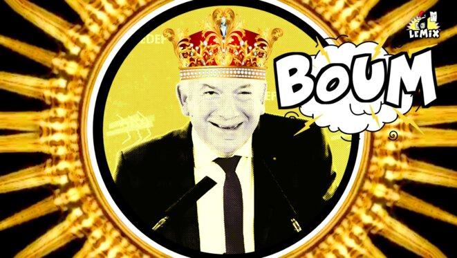 """P. Gattaz : """"Boum !"""" © LPL"""