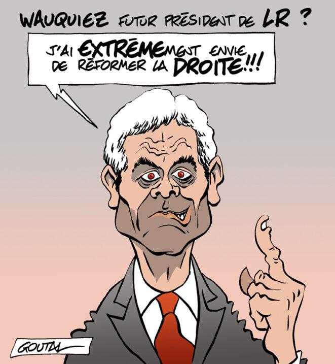 Dessin d'Alain Goutal [voir son blog sur Mediapart : https://blogs.mediapart.fr/alain-goutal]
