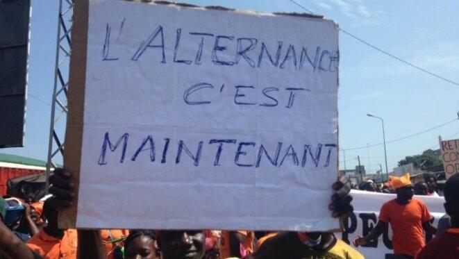 L'alternance politique une aspiration croissante du peuple togolais