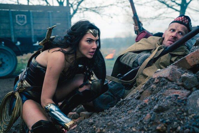 """Wonder Woman"" de Patty Jenkins © Warner Bros."