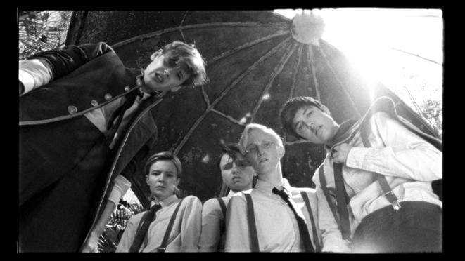 Les Garçons Sauvages (B. Mandico) - Ecce Films © Bertrand Mandico - Ecce Films