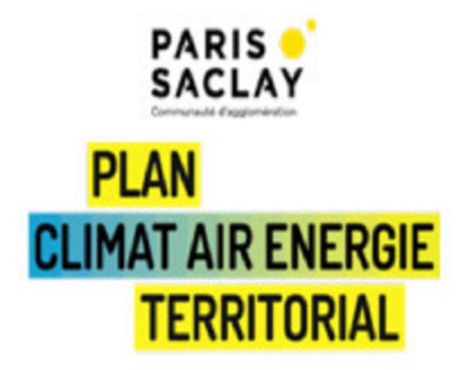 Plan Climat, Communauté d'agglomération Paris-Saclay