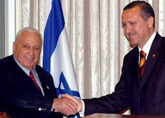 erdogan-and-sharon