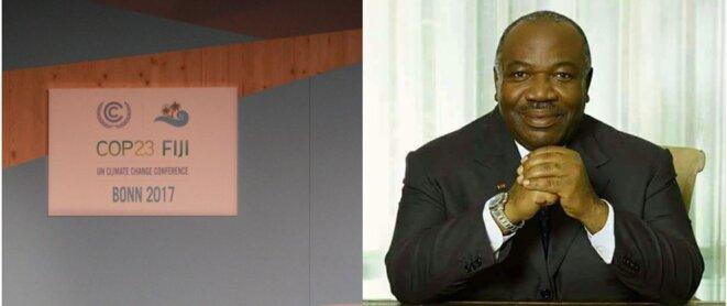 COP23-Bonn- Ali Bongo Ondimba, le porte-voix du Gabon et de l'Afrique