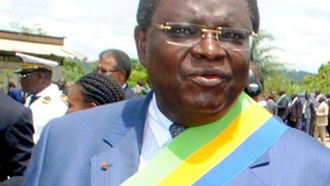 Richard Auguste Onouviet, Président de l'Assemblée nationale et membre du PDG