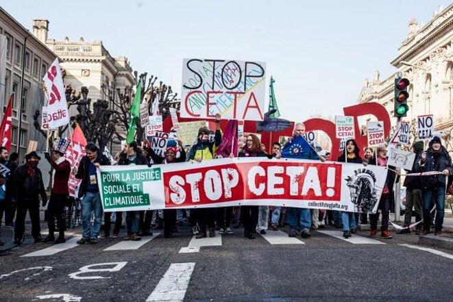 CETA : Les citoyens méritent mieux que le plan de communication du gouvernement