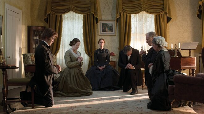 """""""Emily Dickinson, a Quiet Passion"""" de Terence Davies © Blaq out"""