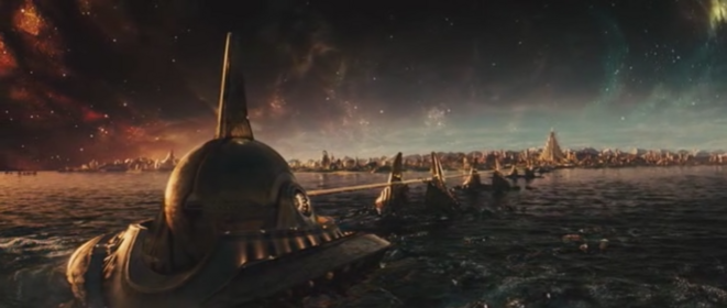 Thor, c Studios Marvel, 2011, photogramme