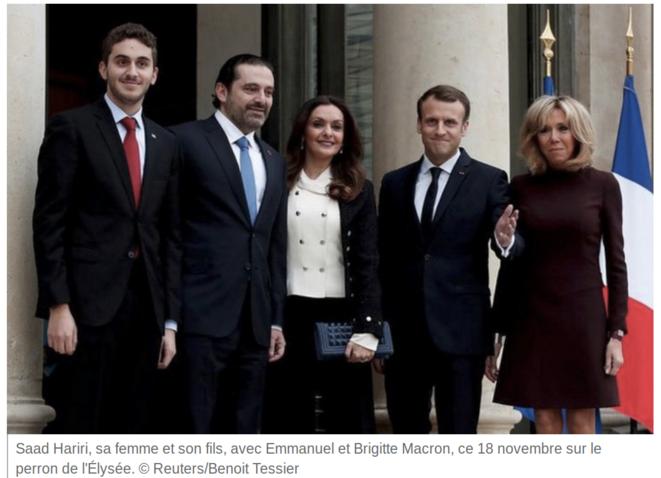 Le Président montre l'exemple aux Français © mediapart.fr