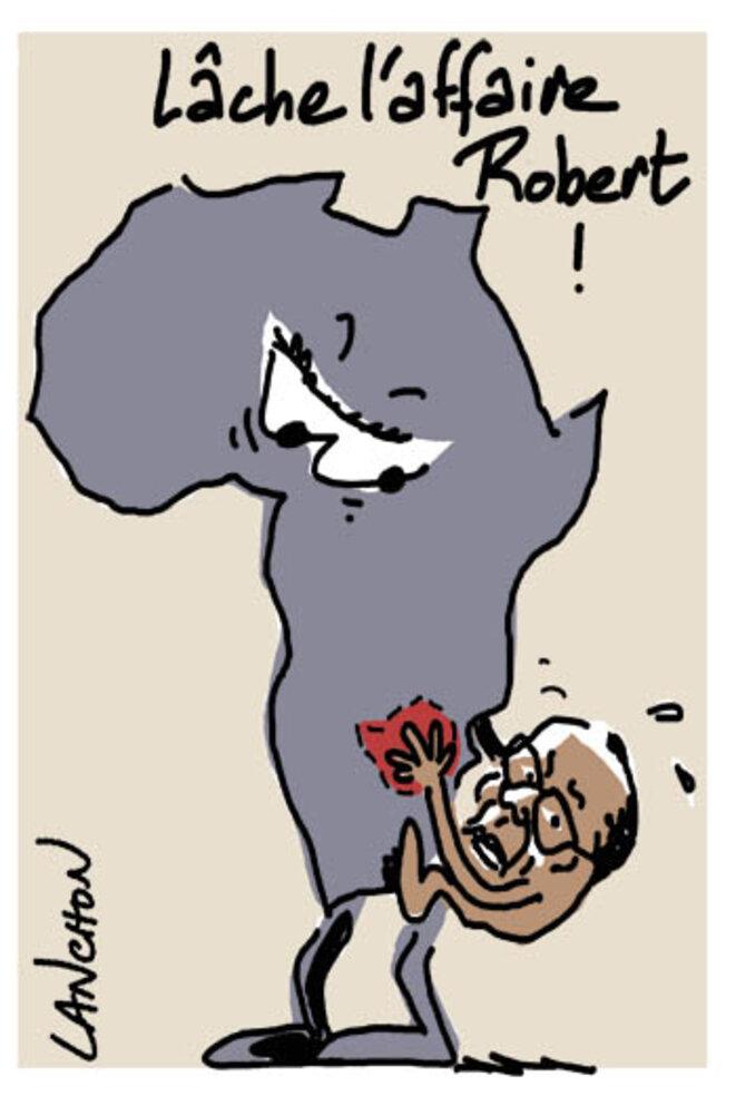 Mugabe s'accroche à la présidence du Zimbabwe © Agnès Lanchon
