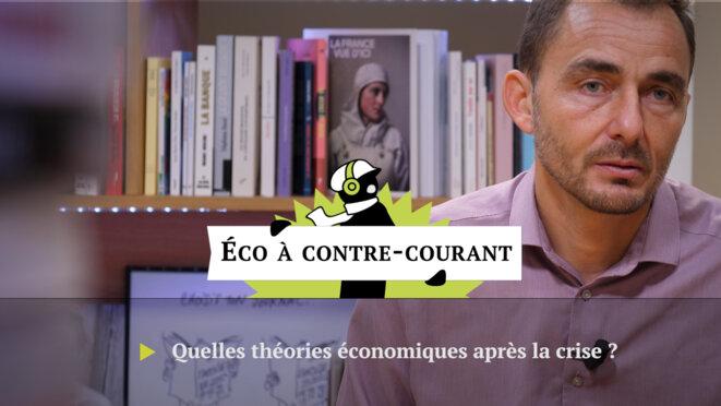 Francesco Saraceno, économiste à l'OFCE © DR