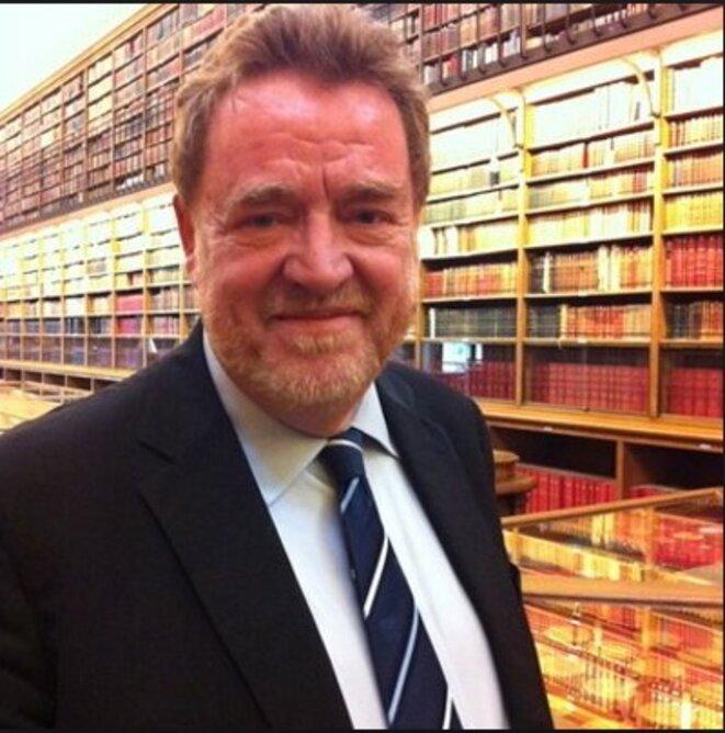Vincent Éblé, président de la Commission des finances du Sénat. © DR