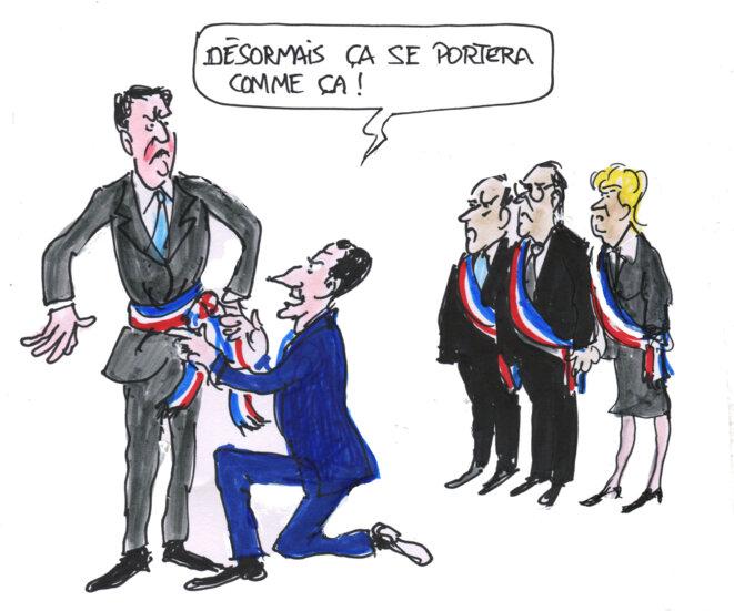 Congrès des maires © Calvi