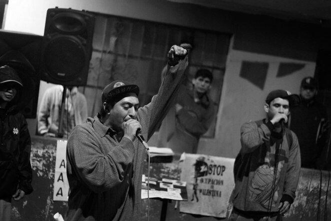 Comité Pokoflo. Hip Hop en al Amauta 2015 © MALDEOJOfoto