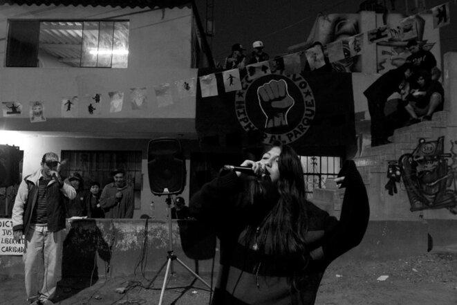 Hip Hop en el Amauta 2015 © MALDEOJOfoto