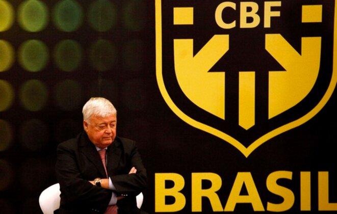 Ricardo Teixeira, ancien patron du football brésilien et dirigeant de la FIFA impliqué dans des affaires de corruption © Reuters