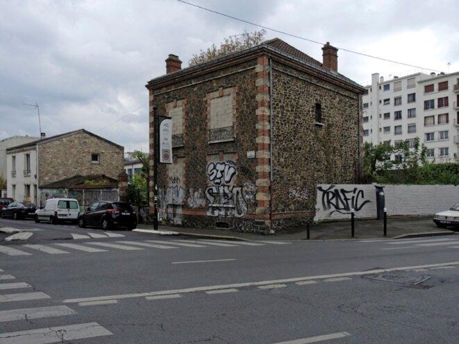 Montreuil, avril 2017 © Gilles Walusinski