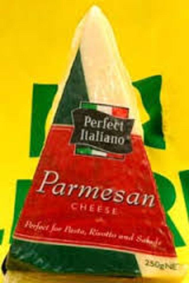 Un produit faussement italien © CCI Nice