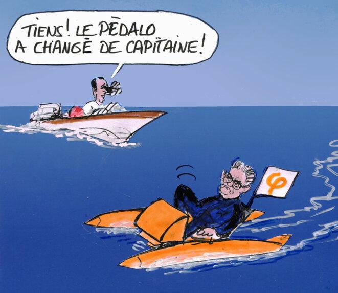France insoumise © Calvi