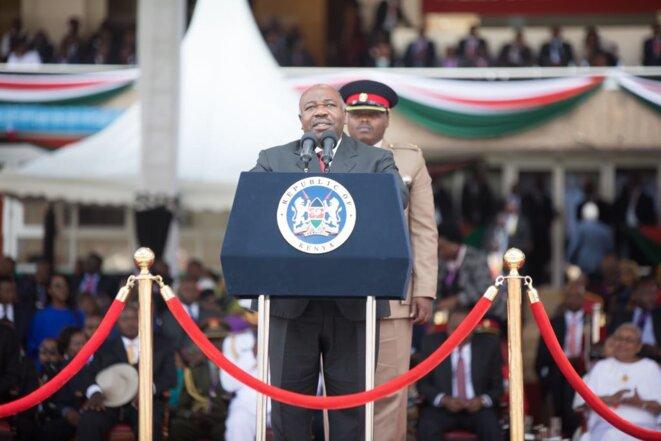 KENYA-INVESTITURE-D'UHURU-KENYATTA-prise-de-parole-du-Président-Ali-Bongo-Ondimba