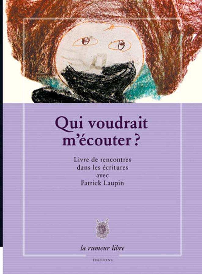 Livre de rencontres ; en couverture, un dessin d'Axel.