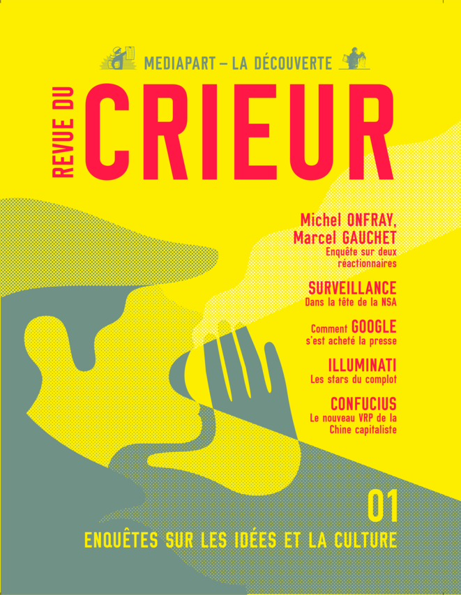 La revue du crieur #1