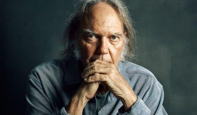 Neil Young © Matt Furman - Redux